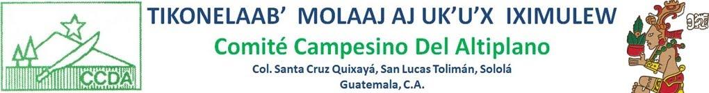 Comite Campesino Del Altiplano CCDA