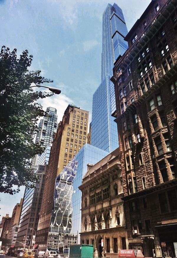 NYC Nordstrom Tower to Become World's Tallest Residential Building at 1,775 Feet.