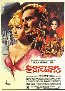 Doctor Zhivago_afiche cine