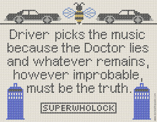 First rule of Superwholock