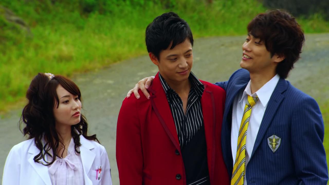 Sisi, Kai & Seiji