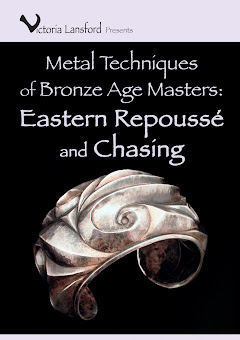 Eastern Repousse & Chasing DVD