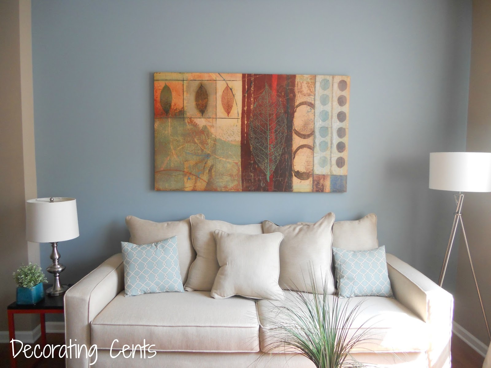 Behr Paint Colors Living Room I Chose October Sky