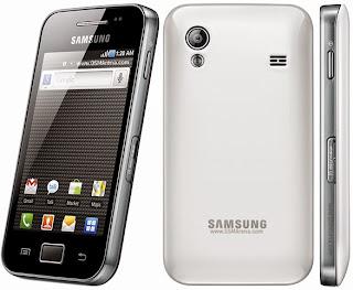 Spesifikasi Harga Samsung Galaxy Ace 3 GT-S7270