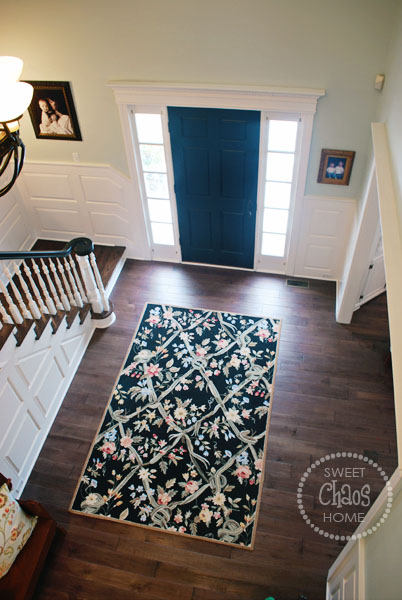 Curtains Ideas curtains for door sidelights : Sweet Chaos Home: Black Door Friday
