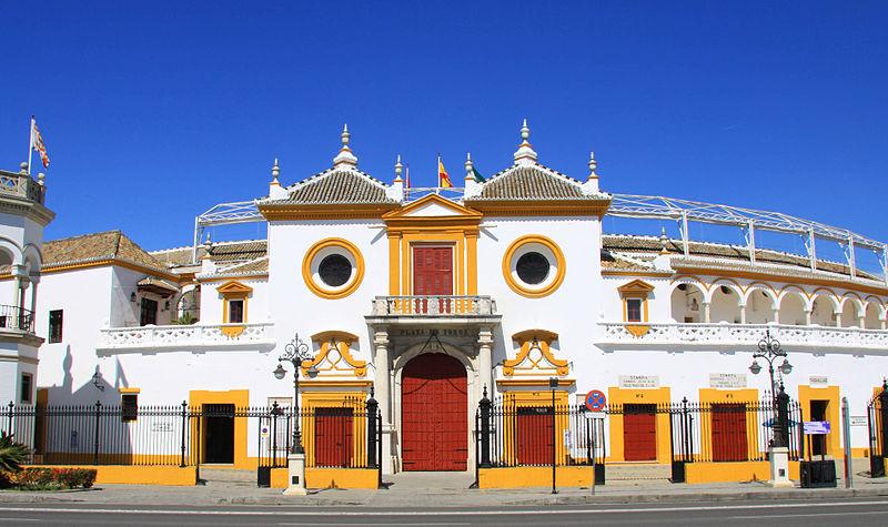 Seville Plaza de Toros de la Maestranza