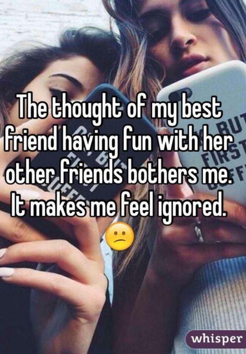 Jealous of best guy friends girlfriend chasing