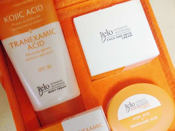 Review: Belo Intensive Whitening