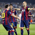 Barcelona engine not firing up without Lionel Messi and Andres Iniesta