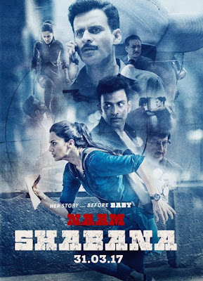Naam Shabana 2017 Custom HD Sub