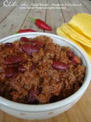 Chili messicano ricetta tradizionale