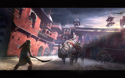 Age of conan Fort Ardashir