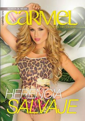 catalogo carmel moda c-13 2013