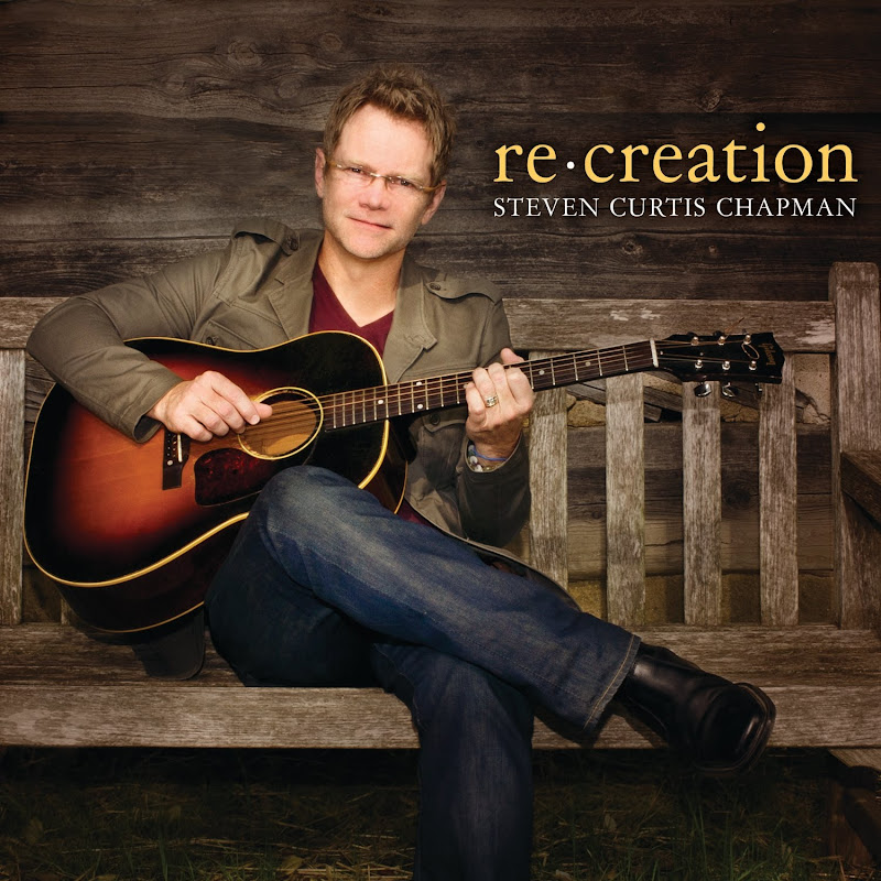 Steven Curtis Chapman - recreation 2011 English Christian Album