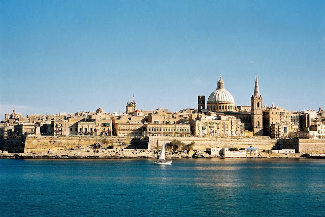 Valletta, Malta. Photo: Paul Stephenson.