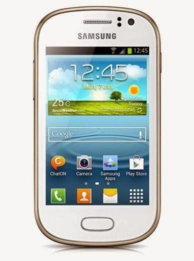 Info Harga Terbaru Samsung Galaxy Fame S6810 Memory Internal 4GB