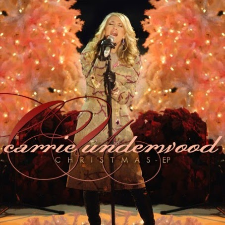Music for PAEAN: Christmas EP Album by Carrie Underwood