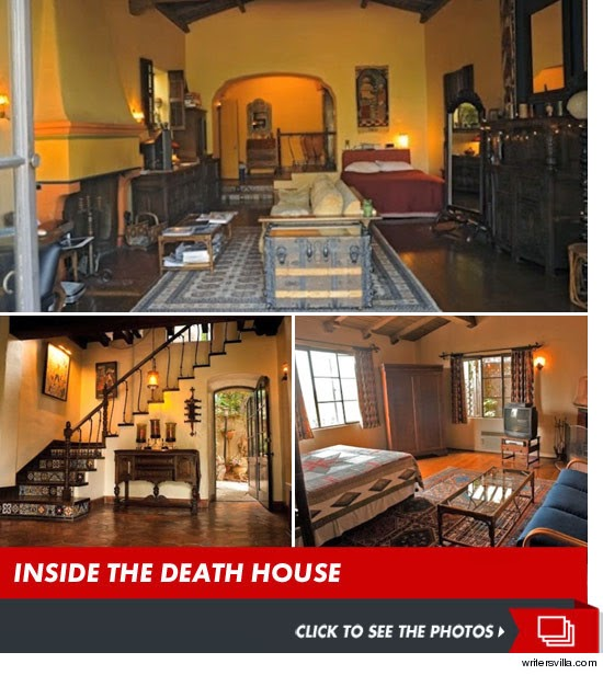 Superior Decaying Houses, Murder Mysteries And Their Myths Dispelled: Los Feliz  Murder House: Perelson, La Bianca, Johnny Lewis