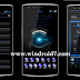 CM12 Blue Theme Hydra v1.0.0 b6 Apk