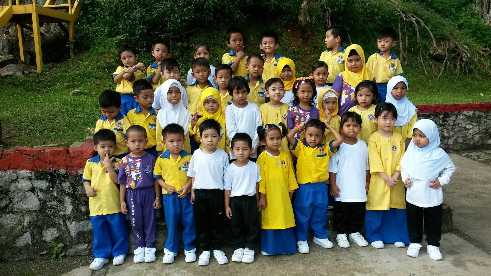 kami anak-anak Ktp Kg Wira Damai