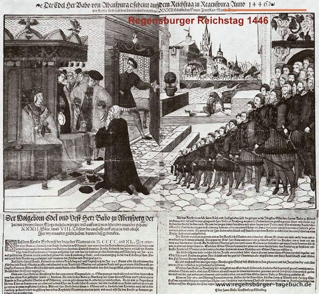 Regensburg Reichsttag