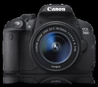 Harga dan Spesifikasi Canon EOS 700D Kit1