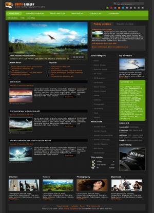 Share template JV Gallery- Joomla 1.5