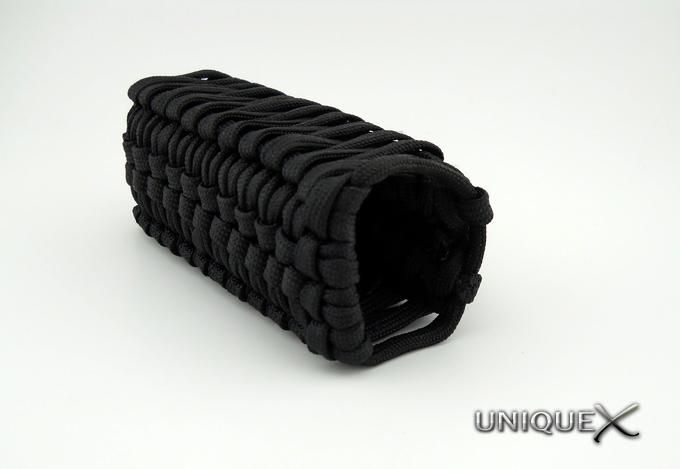 Unique ropecraft paracord handgun magazine pouch for Paracord belt instructions