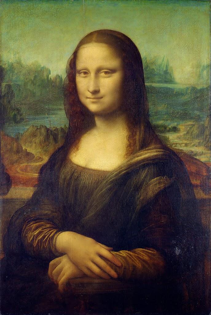 La Gioconda (o Mona Lisa), ca. 1503-1519