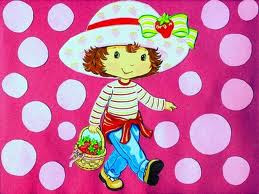Top Cartoon Wallpaper Strawberry Shortcake