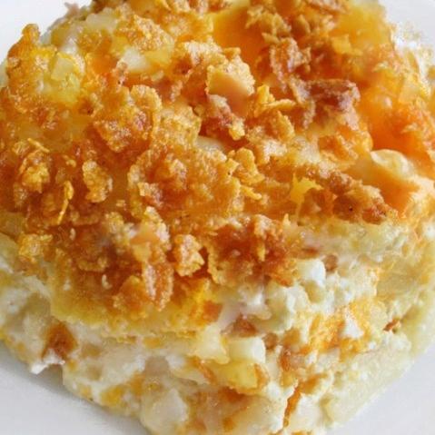 Dani's Recipe Creations: Cheesy Hash Brown Potato Casserole