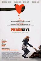 Encuentros en Nueva York (Please Give)(2010).