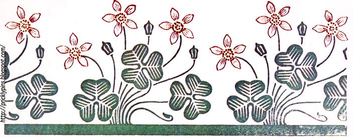 Prickly Pins