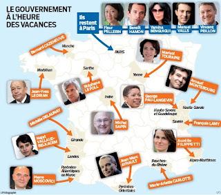 Pas de vacance du pouvoir pour le gouvernement