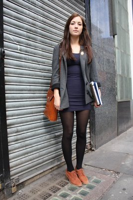 Maretha Lipglos Fashion Street Style