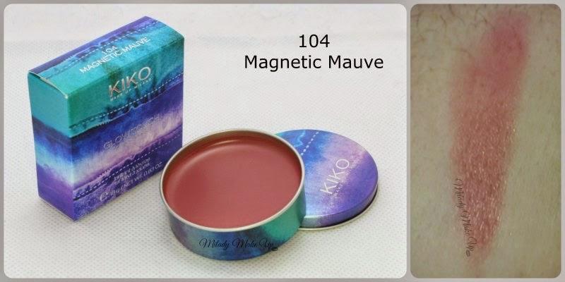 104 Magnetic mauve