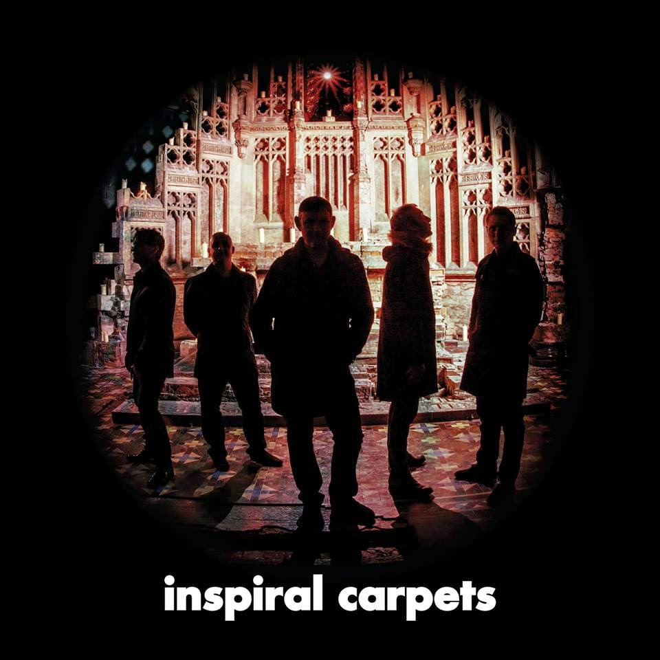 The Inspiral Carpets first studio album in twenty years