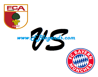 مشاهدة مباراة بايرن ميونخ وأوجسبورج بث مباشر اليوم 12-9-2015 اون لاين الدوري الالماني يوتيوب لايف bayern munich vs fc augsburg