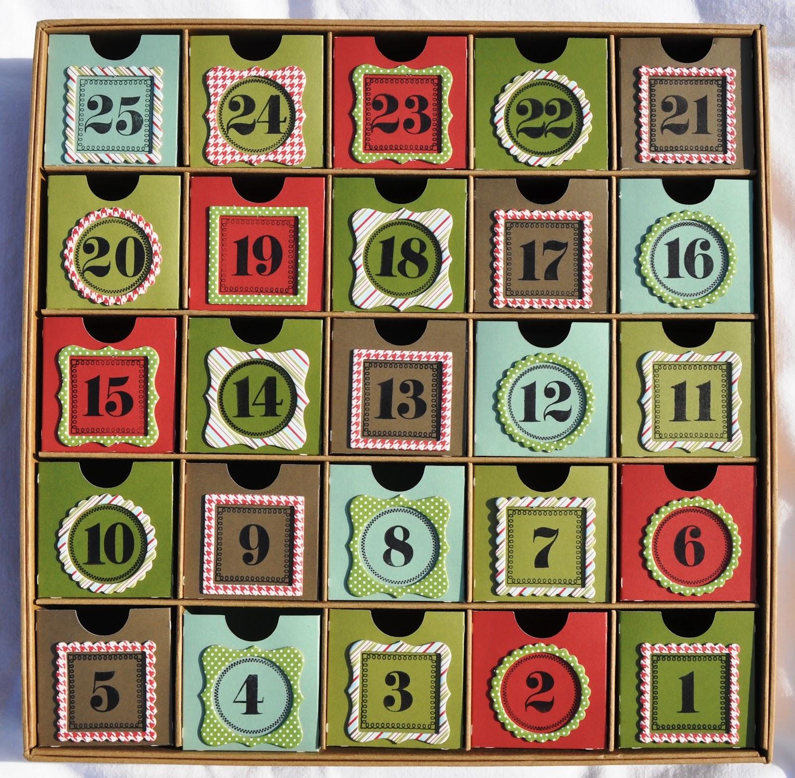 Dat s my style ctmh advent calendar