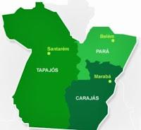 Divisão do Estado do Pará