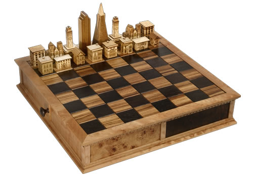 20 creative and unusual chess sets - Coolest chess boards ...