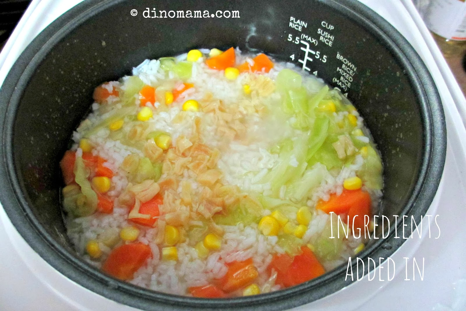 Foodie Fridays Perfectly Porridge Using The Rice Cooker ~ We Are How To Cook  Rice Porridge