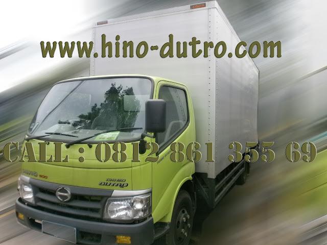 TRUCK BOX HINO DUTRO