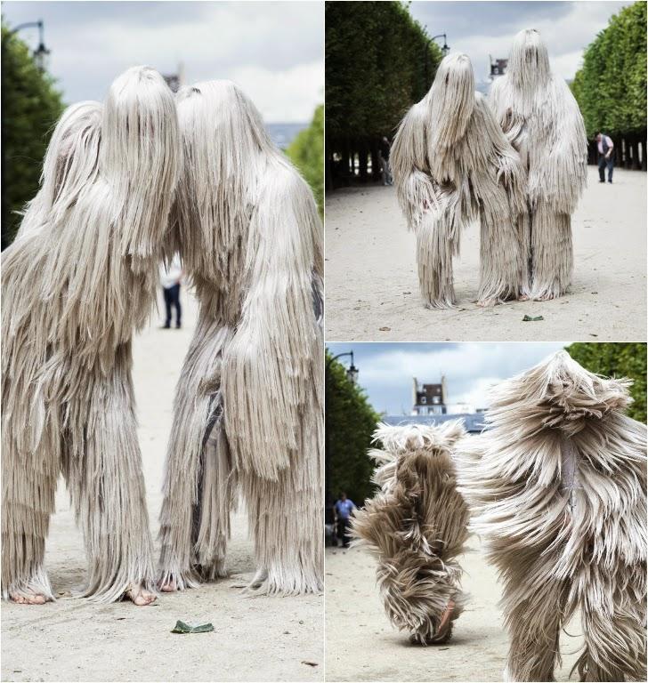 Charlie Le Mindu Haute Couture AW 14-15 © LUSA