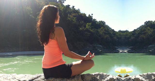 Pranayam yoga