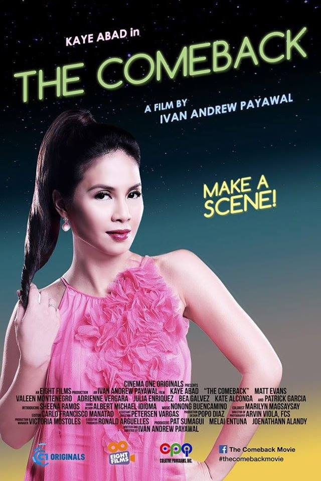 my movie world movie review the comeback