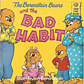 Elementary school counselor teaches about bad habits with the Berenstain Bears