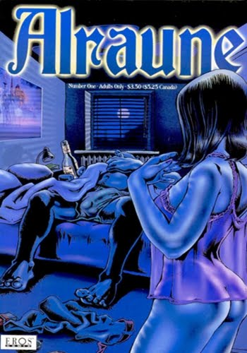 Title: Alraune Vol.1-8 (Adult Comics) Story by: Rochus Hahn