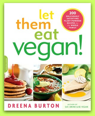 let them eat vegan! book cover