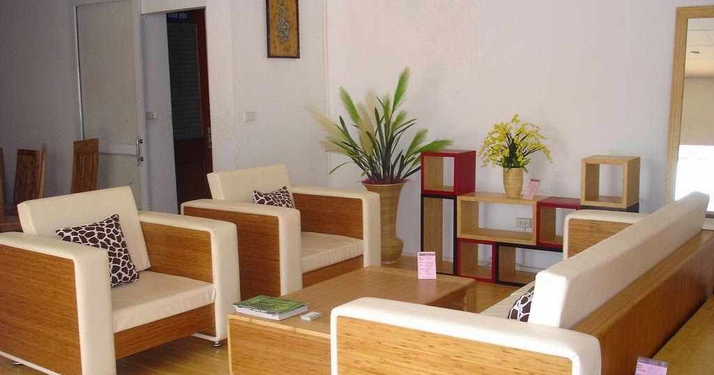 types and advantages of bamboo furniture